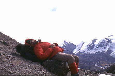 Dexamethasone for acute mountain sickness